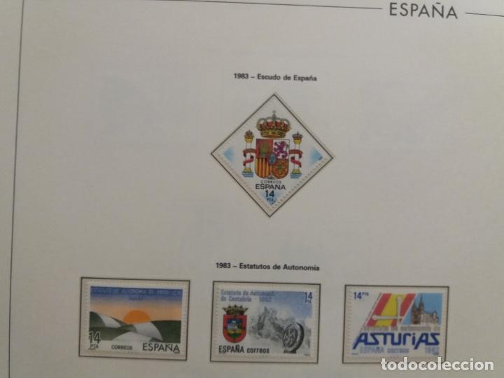 Sellos: ALBUM DE SELLOS ESPAÑOLES VARIADO (VER DESCRIPCION) - Foto 87 - 178619882