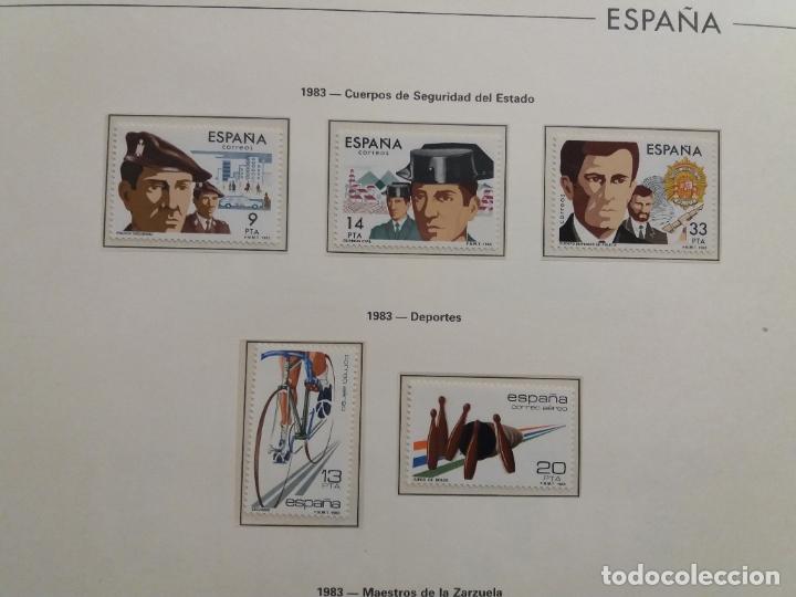 Sellos: ALBUM DE SELLOS ESPAÑOLES VARIADO (VER DESCRIPCION) - Foto 89 - 178619882