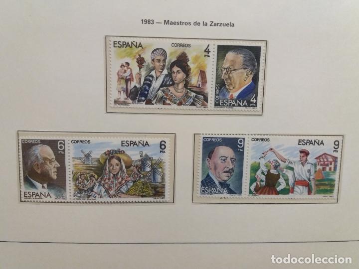 Sellos: ALBUM DE SELLOS ESPAÑOLES VARIADO (VER DESCRIPCION) - Foto 90 - 178619882