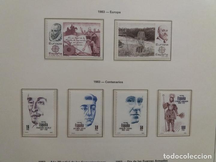 Sellos: ALBUM DE SELLOS ESPAÑOLES VARIADO (VER DESCRIPCION) - Foto 91 - 178619882