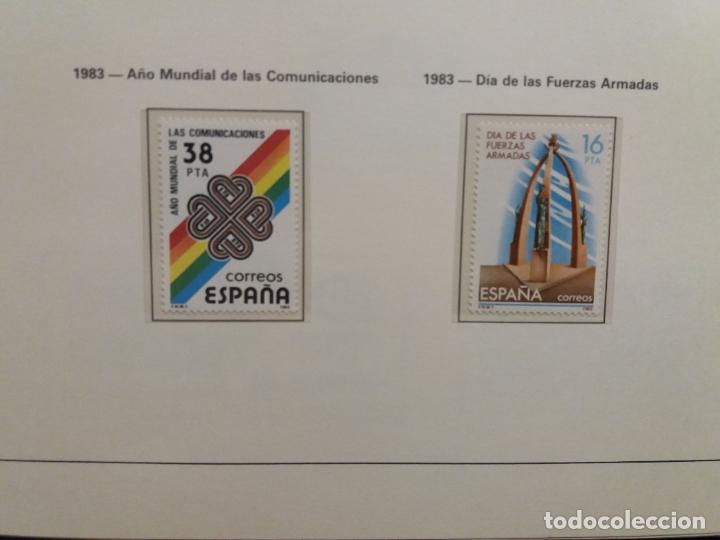 Sellos: ALBUM DE SELLOS ESPAÑOLES VARIADO (VER DESCRIPCION) - Foto 92 - 178619882