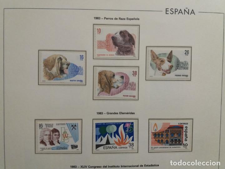 Sellos: ALBUM DE SELLOS ESPAÑOLES VARIADO (VER DESCRIPCION) - Foto 93 - 178619882