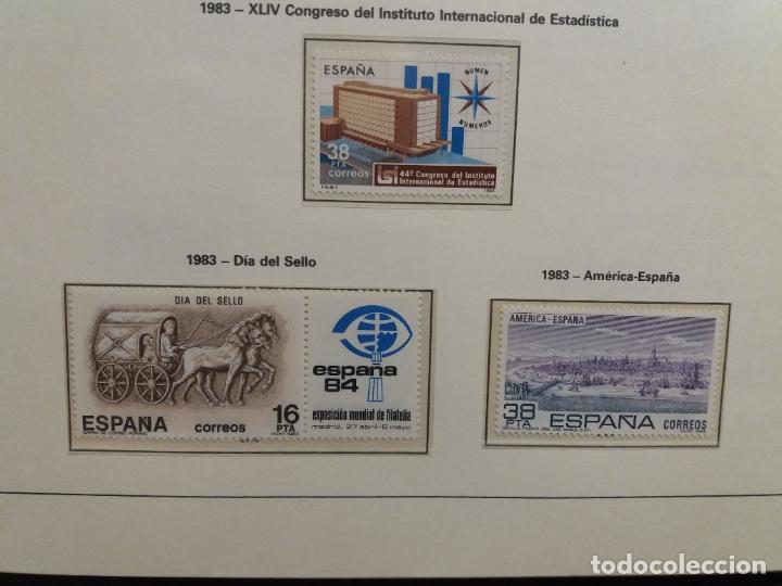 Sellos: ALBUM DE SELLOS ESPAÑOLES VARIADO (VER DESCRIPCION) - Foto 95 - 178619882