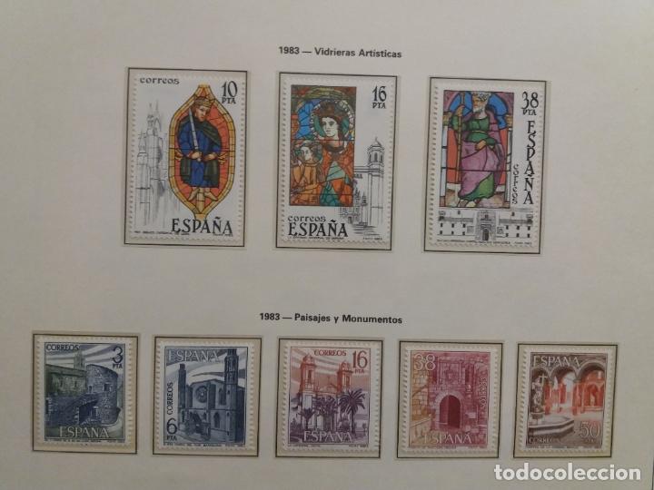 Sellos: ALBUM DE SELLOS ESPAÑOLES VARIADO (VER DESCRIPCION) - Foto 96 - 178619882