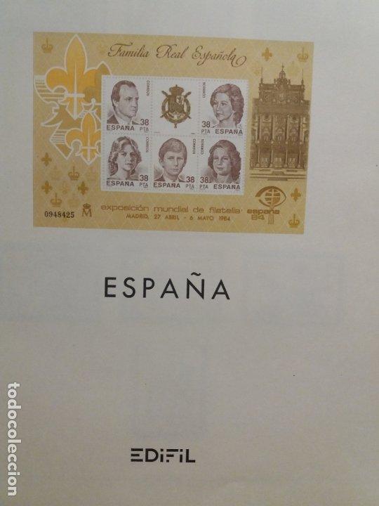 Sellos: ALBUM DE SELLOS ESPAÑOLES VARIADO (VER DESCRIPCION) - Foto 100 - 178619882
