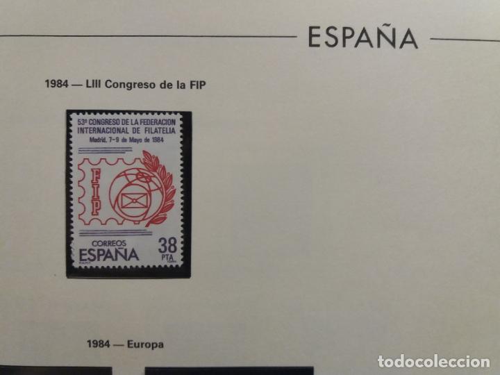 Sellos: ALBUM DE SELLOS ESPAÑOLES VARIADO (VER DESCRIPCION) - Foto 105 - 178619882
