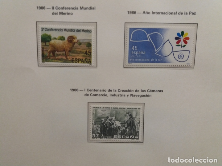 Sellos: ALBUM DE SELLOS ESPAÑOLES VARIADO (VER DESCRIPCION) - Foto 125 - 178619882