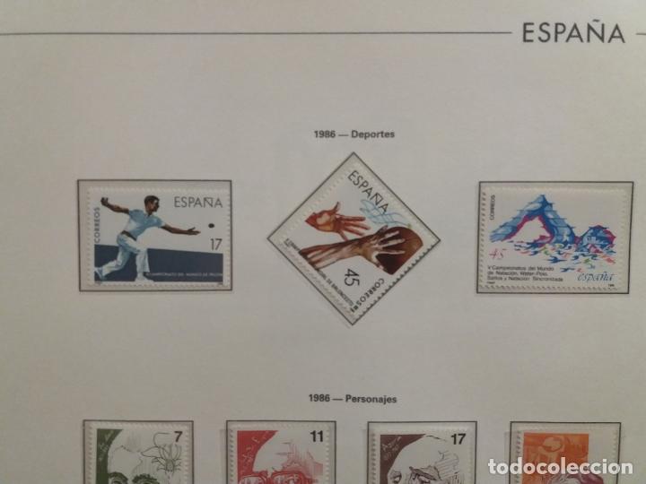 Sellos: ALBUM DE SELLOS ESPAÑOLES VARIADO (VER DESCRIPCION) - Foto 128 - 178619882