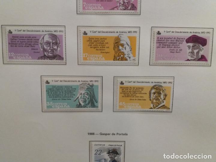 Sellos: ALBUM DE SELLOS ESPAÑOLES VARIADO (VER DESCRIPCION) - Foto 133 - 178619882