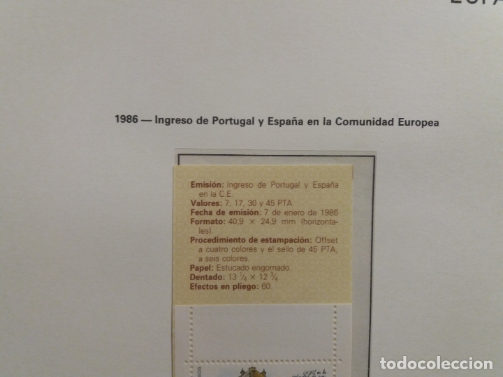 Sellos: ALBUM DE SELLOS ESPAÑOLES VARIADO (VER DESCRIPCION) - Foto 139 - 178619882