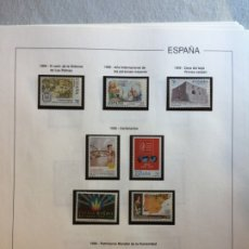 Sellos: EDIFIL 1999 ESPAÑA 398. Lote 178618035