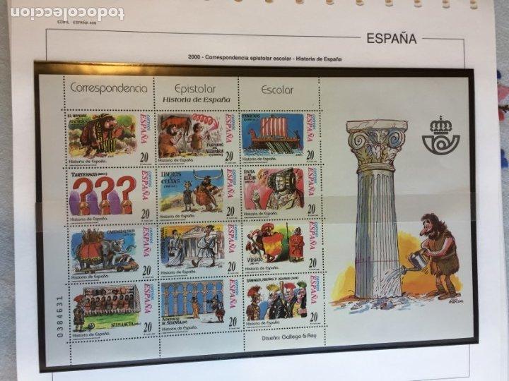 EDIFIL 2000 ESPAÑA 409 (Sellos - España - Juan Carlos I - Desde 2.000 - Nuevos)