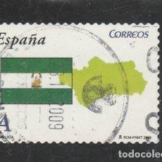 Francobolli: ESPAÑA 2009 - EDIFIL NRO. 4453 - AUTONOMIAS - USADO - FOTO STANDARD. Lote 178739801