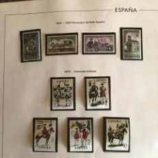 Sellos: ESPAÑA 1975 AÑO COMPLETO NUEVO SIN CHARNELA MNH. Lote 178811962