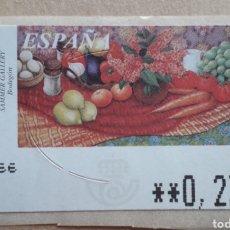 Sellos: NUEVO - ATM 94 - ESPAÑA 2003 - SAMMER GALLERY BODEGON. Lote 179171785