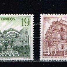 Sellos: ESPAÑA 1987 - EDIFIL 2900/03** - TURISMO. Lote 179205370