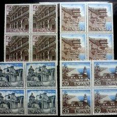 Sellos: SELLOS ESPAÑA 1986- FOTO 777-Nº 2835,BL. 4 SELLOS,COMPLETA, NUEVO. Lote 180021101