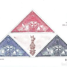 Sellos: EDIFIL 3163 V CENTENARIO DEL DESCUBRIMIENTO DE AMÉRICA 1992. MNH **. Lote 180030547