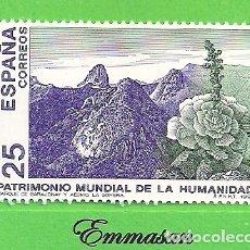 Sellos: EDIFIL 3146. BIENES CULTURALES Y NATURALES PATRIMONIO MUNDIAL HUMANIDAD (1991)** NUEVO SIN FIJASELLO. Lote 180084665