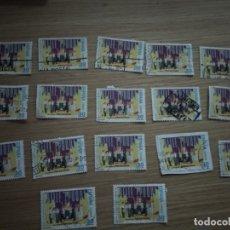 Sellos: EDIFIL 3336 BELLE EPOQUE DE LA SERIE: CINE ESPAÑOL. AÑO 1995. Lote 180124708