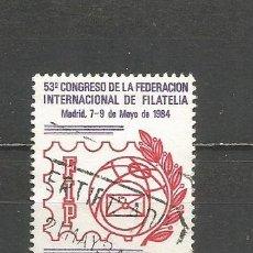 Sellos: ESPAÑA EDIFIL NUM. 2755 USADO . Lote 180195182