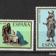 Sellos: ESPAÑA 1976 EDIFIL 2368/2369 ** - 7/9. Lote 180253826