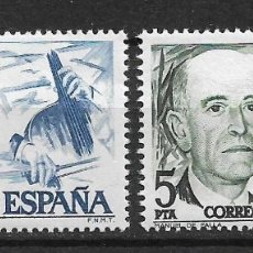 Sellos: ESPAÑA 1976 EDIFIL 2379/2380 ** - 7/9. Lote 180253915
