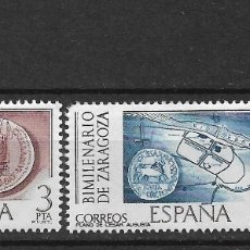 Sellos: ESPAÑA 1976 EDIFIL 2319/2321 ** - 7/9. Lote 180254012
