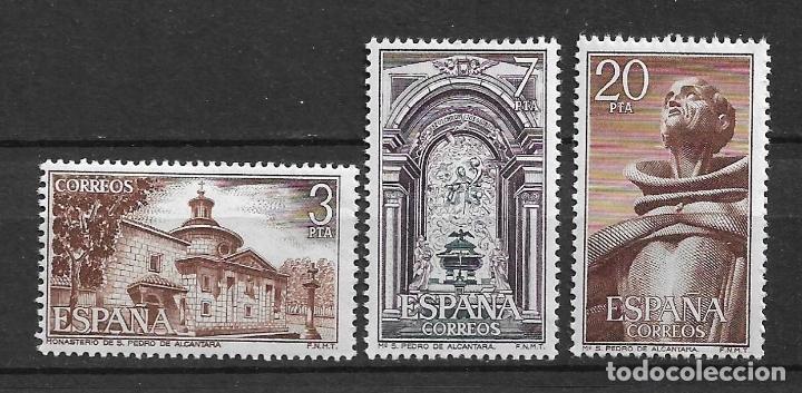 ESPAÑA 1976 EDIFIL 2375/2377 ** - 7/9 (Sellos - España - Juan Carlos I - Desde 1.975 a 1.985 - Nuevos)
