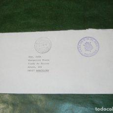 Sellos: FRANQUICIA CASA DE S.M. EL REY PROTOCOLO - JEFATURA DEL ESTADO SERVICIOS POSTALES 1995. Lote 180427032