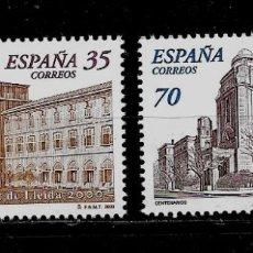 Sellos: JUAN CARLOS I - EDIFIL 3703-04 - 2000 - CENTENARIOS. Lote 180488416