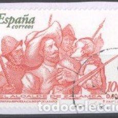 Sellos: ESPAÑA - AÑO 2000 - EDIFIL 3774 - LITERATURA ESPAÑOLA PERSONAJES DE FICCIÓN - USADO. Lote 180881937