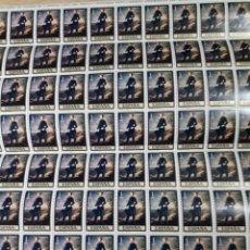 Sellos: PLIEGO DE 80 SELLOS DE ESPAÑA DE 1977 EDIF.2429. Lote 180894553