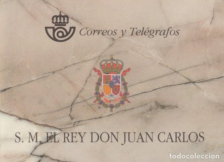 1998- SM D. JUAN CARLOS I CARNET COMPLETO NUM. 3544C (Sellos - España - Juan Carlos I - Desde 2.000 - Nuevos)