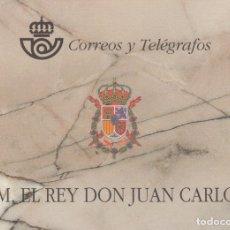 Sellos: 1998- SM D. JUAN CARLOS I CARNET COMPLETO NUM. 3544C. Lote 181057170