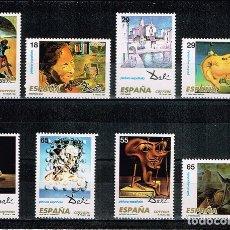 Sellos: ESPAÑA 1994 - EDIFIL 3289/96** - PINTURA ESPAÑOLA. Lote 181074053