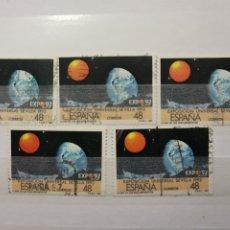 Sellos: 1987 EXPOSICIÓN SEVILLA EXPO 92. Lote 181099968