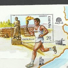 Sellos: ESPAÑA, 1987. Lote 181112585