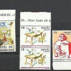 Sellos: ESPAÑA 1991. Lote 181123483