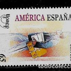 Sellos: JUAN CARLOS I - EDIFIL 3513 - 1997 - AMERICA - UPAEP. Lote 181135892
