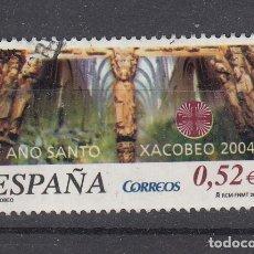 Sellos: ESPAÑA 4095 USADA, XACOBEO 2004. Lote 181214283
