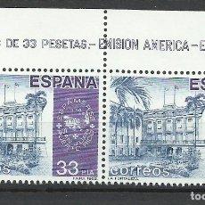 Sellos: ESPAÑA 1982. Lote 188617420