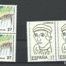 Sellos: ESPAÑA 1992. Lote 188620370
