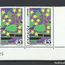Sellos: ESPAÑA 1993. Lote 188618823