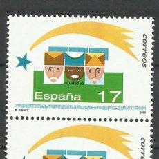 Sellos: ESPAÑA 1993. Lote 188621091