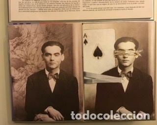 """Sellos: 1998-ESPAÑA Caja """"Cientos de postalicas Federico García Lorca"""" - más de 250 postales - - Foto 32 - 147482198"""