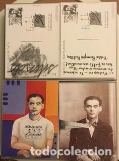 """Sellos: 1998-ESPAÑA Caja """"Cientos de postalicas Federico García Lorca"""" - más de 250 postales - - Foto 33 - 147482198"""
