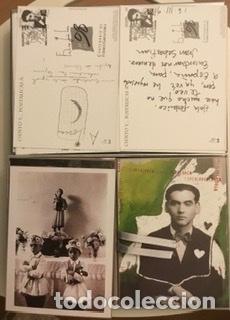 """Sellos: 1998-ESPAÑA Caja """"Cientos de postalicas Federico García Lorca"""" - más de 250 postales - - Foto 35 - 147482198"""