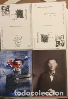 """Sellos: 1998-ESPAÑA Caja """"Cientos de postalicas Federico García Lorca"""" - más de 250 postales - - Foto 39 - 147482198"""