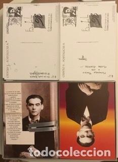 """Sellos: 1998-ESPAÑA Caja """"Cientos de postalicas Federico García Lorca"""" - más de 250 postales - - Foto 40 - 147482198"""